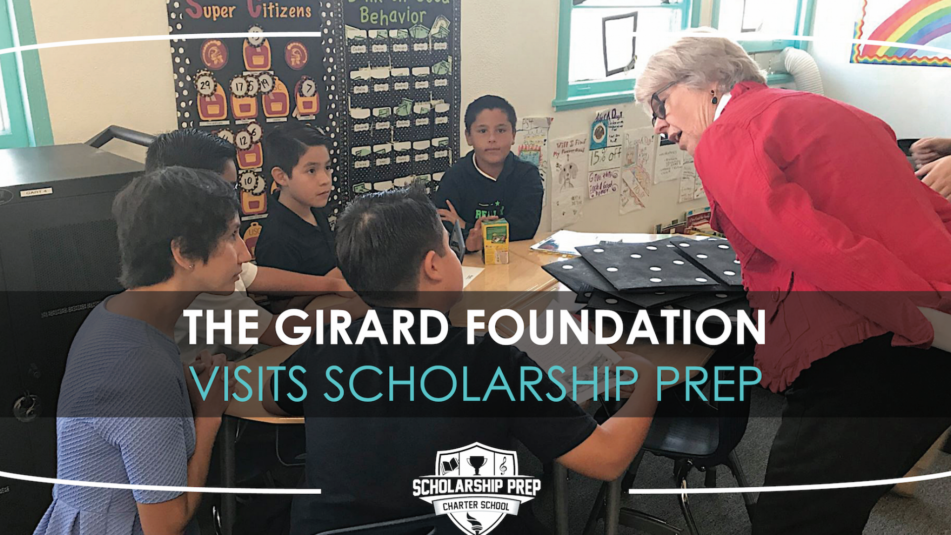 Scholarship Prep - Oceanside Welcomes The Girard Foundation