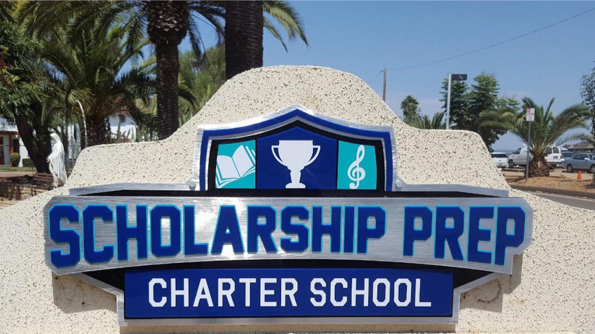 Scholarship Prep - Oceanside Geta A New Marquee