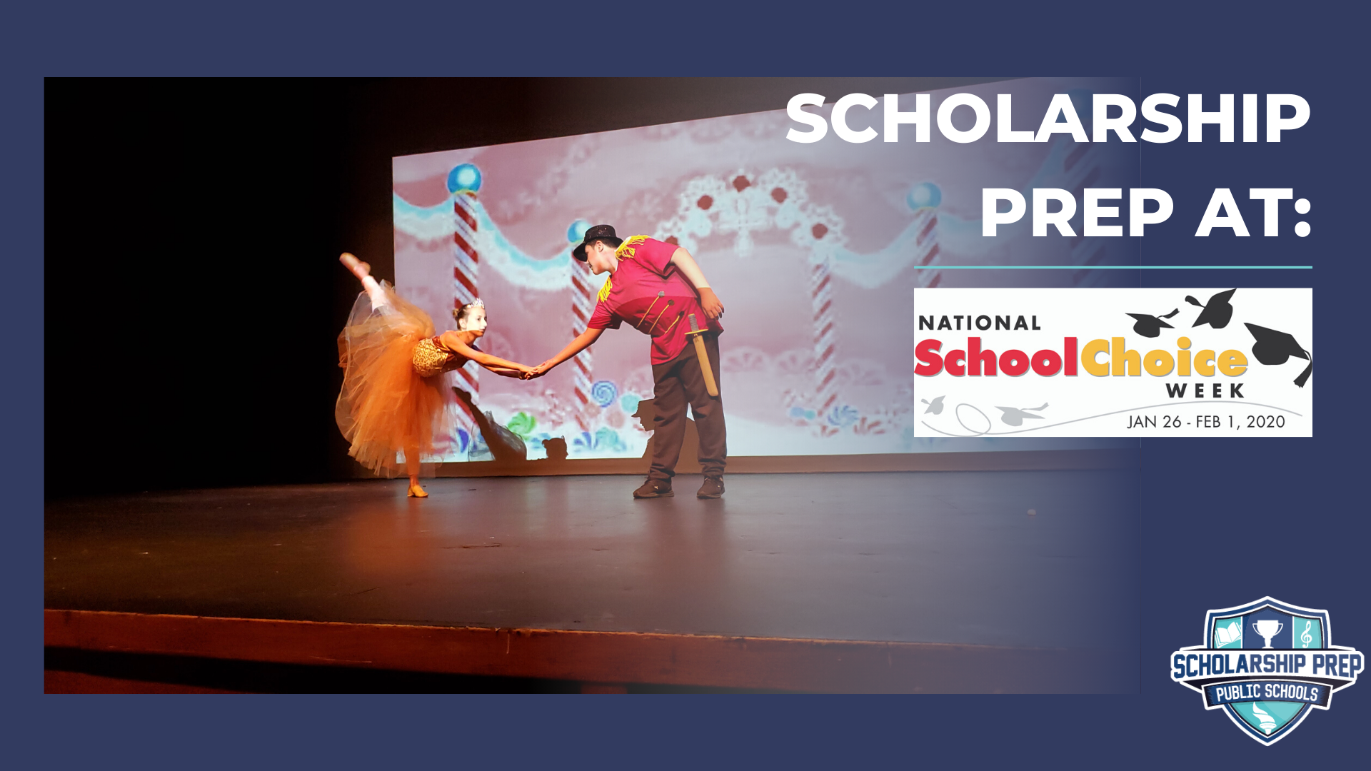Oceanside Scholars Performing at National School Choice Week Event in Long Beach